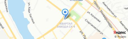 Диа Туризм на карте Казани