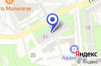 Схема проезда до компании ТК РУСЛАН в Аксубаево