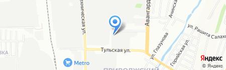 РеалСервис на карте Казани