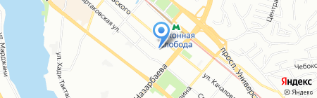 ВЕЛЛ на карте Казани