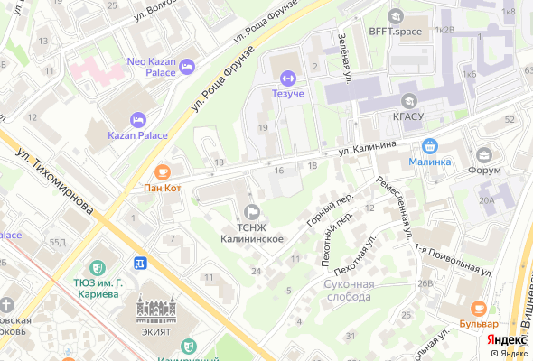 ЖК Резиденция Архитектор