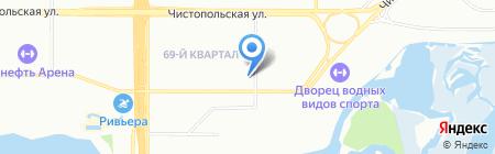 ДрайверЛогистик на карте Казани