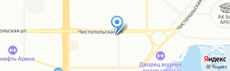 УретанТех на карте Казани