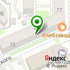 Местоположение компании Горжилремпроект