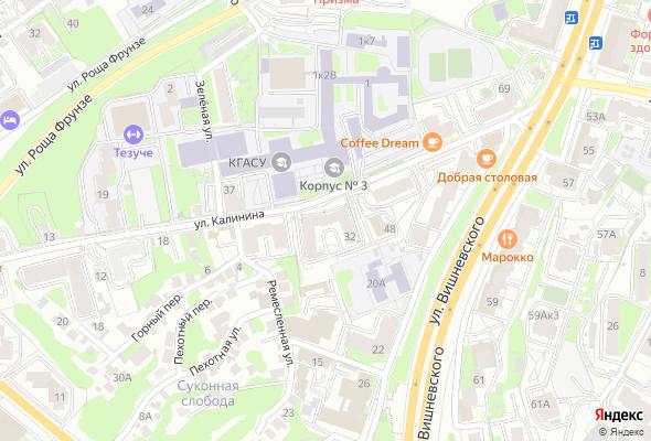купить квартиру в ЖК Kalinina house (Калинина хаус)