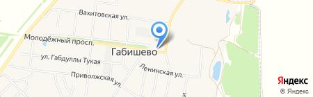 Аптека на карте Габишево