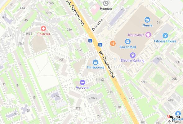 жилой комплекс Золотая подкова