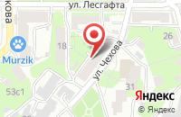 Схема проезда до компании Торговый Дом «Астон» в Казани
