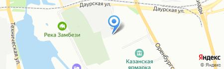 Эксперт на карте Казани