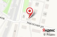 Схема проезда до компании ЭкономСтрой+ в Матюшино