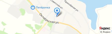 Дружба на карте Габишево