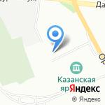 АТ ДЕСАЙН на карте Казани