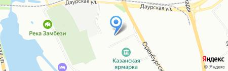 Саяны Энерго Монтаж на карте Казани