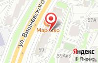 Схема проезда до компании Русское Радио -Rca в Казани