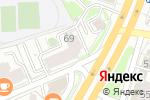 Схема проезда до компании Дар в Казани