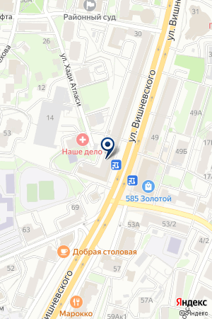 ЛОМБАРД САПФИР на карте Казани