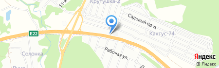 116 дорог на карте Казани