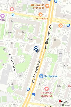 ЦЕНТР РУССОКОГО ФОЛЬКЛОРА на карте Казани