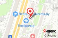 Схема проезда до компании Эра-К в Казани
