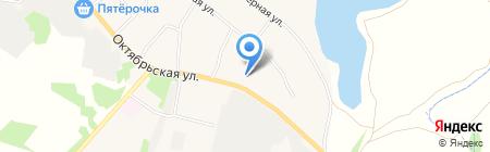Средняя общеобразовательная школа на карте Габишево