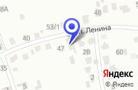 Схема проезда до компании АПАСТОВСКИЙ ФИЛИАЛ РОСГОССТРАХ-ТАТАРСТАН в Апастово
