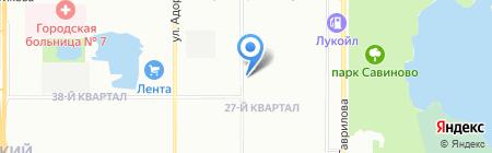 Аптека отличная на карте Казани