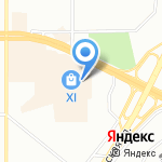 Adidas на карте Казани
