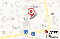 Схема проезда до компании ГАЗ Подстепки в Подстепках