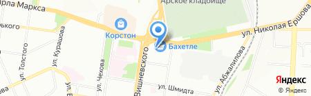 Нэимар на карте Казани