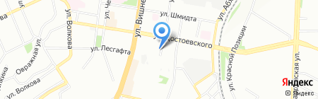 Счастье на карте Казани