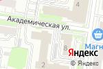 Схема проезда до компании Зеленый Фитнес в Казани