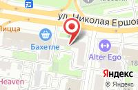 Схема проезда до компании Печатное Подполье в Казани