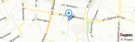 Персона на карте Казани
