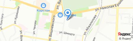 АСТ-групп на карте Казани
