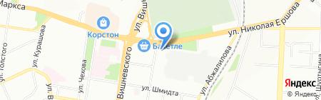 Swedish Line на карте Казани