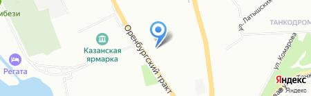 ЭнергоПромИндустрия на карте Казани