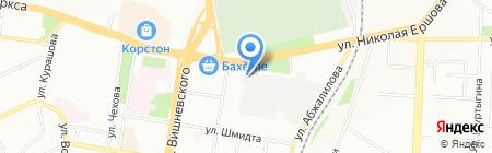 Certa на карте Казани
