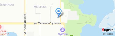 Алоэ-Фарм на карте Казани