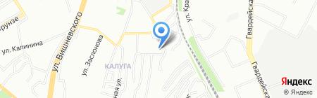 ТАЙЗЕРСТРОЙ на карте Казани