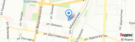 Ариран на карте Казани