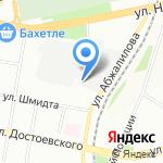 ИнТехСофт на карте Казани