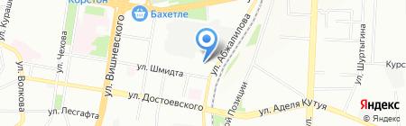 БризТранс на карте Казани