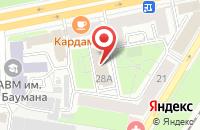 Схема проезда до компании Печатное Дело в Казани