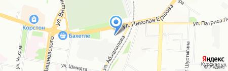 Сервис-Гарант на карте Казани