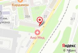 Медицинский центр АИР МЕД в Казани - улица Абжалилова, 19A: запись на МРТ, стоимость услуг, отзывы