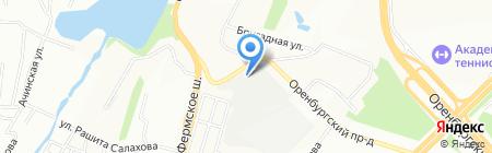 АНТЕЙ+ на карте Казани