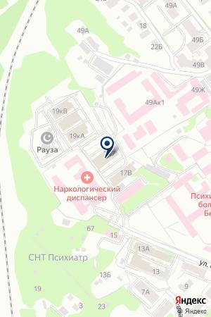 НПП ИЗМЕРИТЕЛЬНЫЕ ТЕХНОЛОГИИ на карте Казани