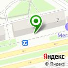 Местоположение компании ПАЛЬМИРА