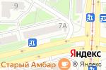 Схема проезда до компании Продуктовый магазин в Казани