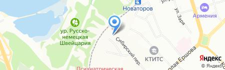 Мой дом 49Д на карте Казани